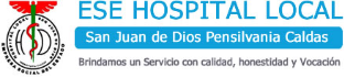 Logo ESE Hospital San Juan de Dios Pensilvania Caldas Colombia
